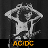 AC/DC,バンドTシャツ