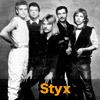 STYX,スティックス,ロックTシャツ