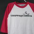 CHAPPAQUIDDICK ベースボールTシャツ  【メール便のみ】古着(sale商品)