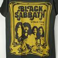 (L) ブラックサバス #4 Tシャツ(新品) 【メール便可】BLACK SABBATH