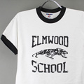 ELMWOOD リンガーTシャツ USA新品 【メール便のみ】(sale商品)