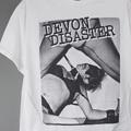DEVON DISASTER Tシャツ 【メール便のみ】古着(sale商品)