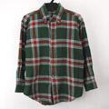 ラルフローレン キッズ ボタンダウンシャツ サイズ【38x51cm 】 古着  【メール便のみ】 (sale商品)