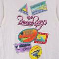 ビーチボーイズ '89 Tシャツ (古着) サイズ【M(リサイズ小さい) 】 【メール便可】(sale商品)