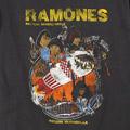 (M)ラモーンズ #2 Tシャツ (新品)【メール便可】