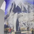 Jade Dragon Snow Mountain ビッグフォトTシャツ(新品)【メール便可】 (sale商品)