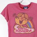 LITTLE MISS SUNSHINE ジャンクフード Tシャツ 【メール便可】 古着(sale商品)