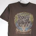 ROOTS SOUL Tシャツ 【メール便のみ】古着(sale商品)