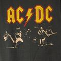 (M)AC/DC Tシャツ(新品)【メール便可】