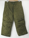 【Sロング 】M65 パンツ用 ライナー デッドストック