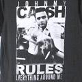 ジョニーキャッシュTシャツ (古着) サイズ【M 】【中古】 【メール便可】(sale商品)
