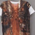 ビッグフォト #7 Tシャツ(新品)【メール便可】 (sale商品)