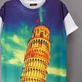ビッグフォト #8 Tシャツ(新品)【メール便可】 (sale商品)