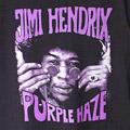 (M)ジミヘンドリックス PURPLHAZE Tシャツ (新品B品)【メール便可】 サイズ【M 】  (sale商品)