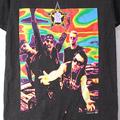 U2 ズーロッパツアー 93 リサイズ Tシャツ リペア (古着) サイズ【リサイズSぐらい 】 【メール便可】(sale商品)