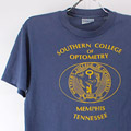 SOUTHERN COLLEGE OF OPTOMETRY Tシャツ 【メール便のみ】古着(sale商品)