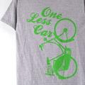 One Less Car Tシャツ  【メール便のみ】 古着(sale商品)