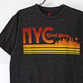 NYC Dont sleep Tシャツ  【メール便のみ】 古着(sale商品)