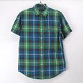アメリカンイーグル チェック 半袖シャツ(sale商品)