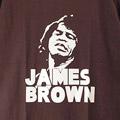 【M 】ジェームスブラウン BRN Tシャツ(新品)【メール便可】 【メール便可】(sale商品)