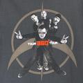 【Mくらい 】U2 2009-10 ツアー Tシャツ(古着) 古着 【メール便可】(sale商品)