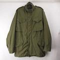 【Sロング 】M-65 フィールドジャケット アルミジップ  古着   セカンド   (sale商品)