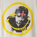 (M)カートコバーン ニルヴァーナ (+ +)NAT Tシャツ(新品)【メール便可】
