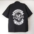 (L)モーターヘッド #2ブラックシャツ MOTORHEAD (新品)(sale商品)