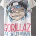 (L) ゴリラズ #2 Tシャツ(新品)【メール便可】