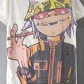 (L) ゴリラズ #4 Tシャツ(新品)【メール便可】