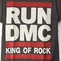 (L)RUN DMC Tシャツ (新品)【メール便可】