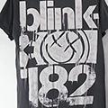 ブリンク182 Tシャツ (古着)【S】【メール便可】(sale商品)