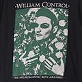 ウィリアムコントロール Tシャツ (古着)【M】【メール便可】(sale商品)