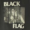 (L) ブラックフラッグ Tシャツ(新品) 【メール便可】