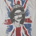 (M) セックスピストルズ God save the queen Tシャツ(新品)