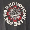 (M) レッドホットチリペッパーズ Tシャツ(新品) 【メール便可】