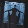 (M)マリリンマンソン  Tシャツ(新品難あり)【メール便可】