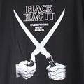 (L)ブラックフラッグ #5 BLK Tシャツ(新品)【メール便可】