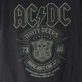 (L)AC/DC D4C Tシャツ(新品)【メール便可】