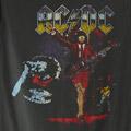 (L)AC/DC Tシャツ (新品)【メール便可】