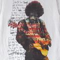 (M) ジミヘンドリックス Handwritten WHT Tシャツ (新品)