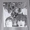 (M) ビートルズ Revolver HGR Tシャツ (新品)