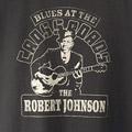 (M) ロバートジョンソン Tシャツ(新品)【メール便可】