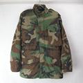 【XSレギュラー 】 M-65 フィールドジャケット ウッドランドカモ
