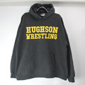 HUGHSON WRESTLING スウェットパーカー 古着 (sale商品)