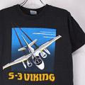 S-3 VIKING Tシャツ (古着)