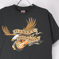 ハーレーダビッドソン SEATTLE Tシャツ (古着)【メール便可】