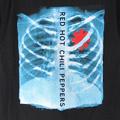 (M)レッドホットチリペッパーズ  X-Ray Tシャツ (新品)