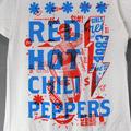 (M)レッドホットチリペッパーズ Multiply Tシャツ (新品)