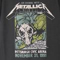 (L) メタリカ Pittsburgh Arena Tシャツ (新品)